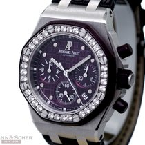 Audemars Piguet Royal Oak Offshore Ref-26048SK Stainless Steel...
