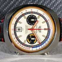 Heuer Montreal Ultra rare White dial 110.503W Trade/Offer