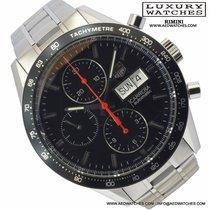 TAG Heuer Carrera CV201AH Chronograph Day Date Full Set 2015's
