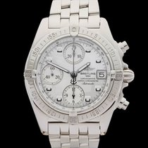 Breitling Galactic Stainless Steel Gents A13358