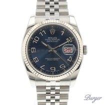 Rolex Datejust 36 Fluted / Jubilee Sunburst Dial
