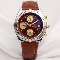 Breitling Chronomat B13048 Steel & Gold