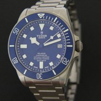 Τούντορ (Tudor) Pelagos Blue NEW Model 25600TB