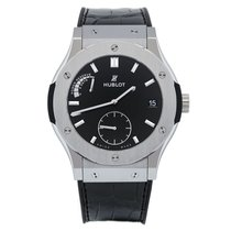Hublot Classic Fusion Titanium 8 Days Power Reserve 45mm