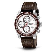 Eberhard & Co. Champion V cronografo, dettagli e cinturino...