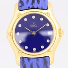 Ebel 1911 Lady Luxusuhr blue Diamond Dial Dress Top Sportlich