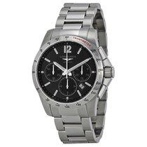 Longines Men's L27434566 Conquest Watch