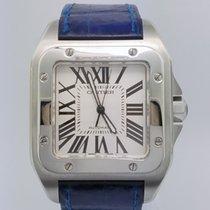 Cartier 2656 Santos 100 steel