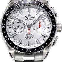 Alpina Geneve Alpiner 4 Chronograph AL-860S5AQ6B Herrenchronog...