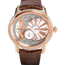 Audemars Piguet Millenary Lady Hand-Wound Rose Gold Shimmering...