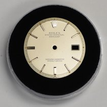 Rolex Vintage Datejust Silver 1600 Dial