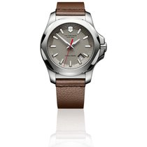 Victorinox Swiss Army Victorinox INOX Leather Marron 241738