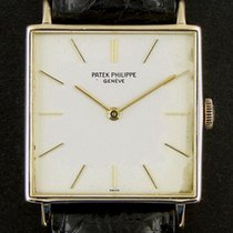 Patek Philippe Vintage Manual Square Yellow Gold