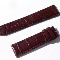 Chopard Croco Armband Braun Brown 20 Mm Für Dornschliesse...
