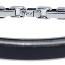 David Yurman Mens David Yurman Chevron Collection Heavy 925...