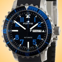 Fortis Marinemaster Day/Date