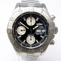 Breitling Superocean Chronograph II Edelstahl A13340