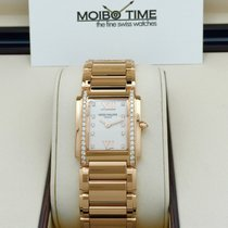 Patek Philippe 4910/11R Lady 18K Rose Gold Diamond Twenty-4...