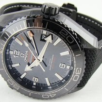 Omega Planet Ocean GMT Deep Black 215.92.46.22.01.001