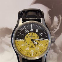 Fortis Flieger Cockpit Yellow