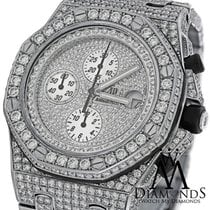Audemars Piguet Full Diamonds  Royal Oak Offshore Watch...