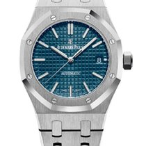 Audemars Piguet Royal Oak Stainless Steel Ladies Watch