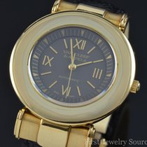 Van Cleef & Arpels Roma 18K Yellow Gold Automatic Watch VCA...