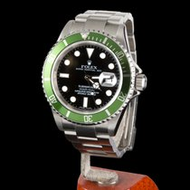 Rolex Oyster Perpetual Submariner Date 50 Aniversary Steel