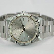 Rolex Air King Precision Stainless Steel Silver Dial - 14010M