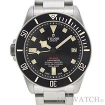 튜더 (Tudor) チュドール (Tudor) Pelagos LHD Black Dial and Titanium