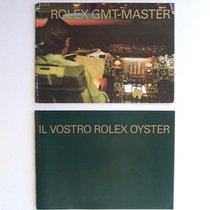 Rolex Libretti / Booklet per Stick e Rectangular dial