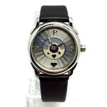 """Perrelet """"lady Coeur"""" Automatic Steel Ladies Watch W/..."""