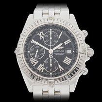 Breitling Crosswind Chronograph Stainless Steel Gents A13355 -...