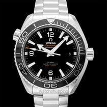Omega Seamaster Planet Ocean 600M Master Chronometer Black...