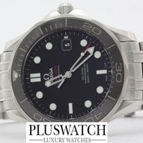 Omega Seamaster 300 co-axial Submariner black diver 41 mm