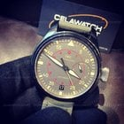 萬國 (IWC) Big Pilot's Watch Top Gun Miramar Ceramic