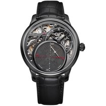 Maurice Lacroix Masterpiece Mysterious Seconds MP6558-PVB01-092-1