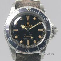 Rolex Submariner 5512 Gilt Chapter Ring Four Lines PCG