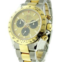Rolex Unworn 116523 Daytona 2-Tone with Paul Newman Dial...