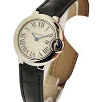 Cartier W69018Z4 Ballon Bleu de Cartier 28mm - Steel on...