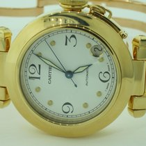 Cartier Pasha 18K Solid Gold Automatic