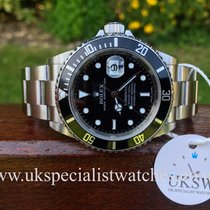 Rolex Submariner Date – Stainless Steel – 16610 – Final Edition