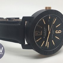 Bulgari Bvlgari Carbongold Rose Gold Automatic