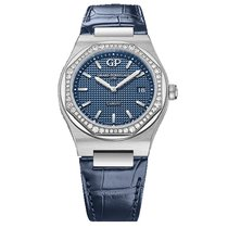 Girard Perregaux Laureato Sporty Lines & Highly Classic...