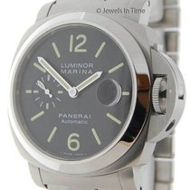Panerai Luminor Marina 44mm Mens Watch Box/Papers PAM 299 +...