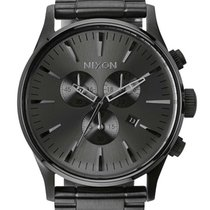 Nixon A386-632 Sentry Chrono All Gunmetal 42mm 10ATM