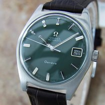 Omega Geneve calibre 565 Swiss Made Automatic Stainless Mens...