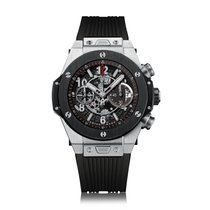 Hublot Big Bang Unico Titanium Ceramic Mens Watch 411.NM.1170.RX