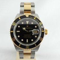 勞力士 (Rolex) Submariner Date Acc.oro, Steel and gold like...
