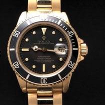 Rolex Submariner 16808  Black Nipple Dial